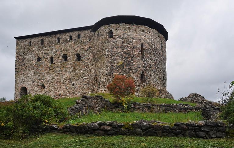 Ruins of Raseborg / Helen Simonsson / Flickr