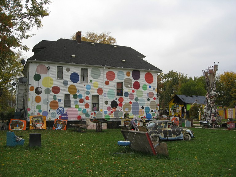 The Heidelberg Project | © soupstance/Flickr