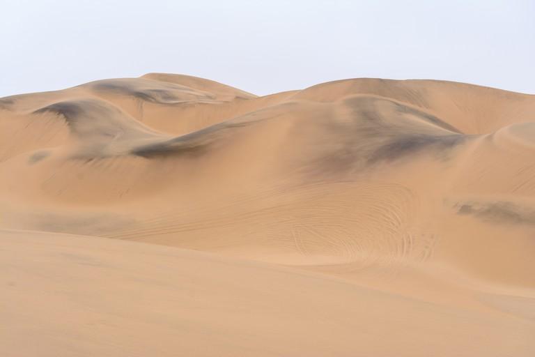 Desert in Swakopmund, Namibia
