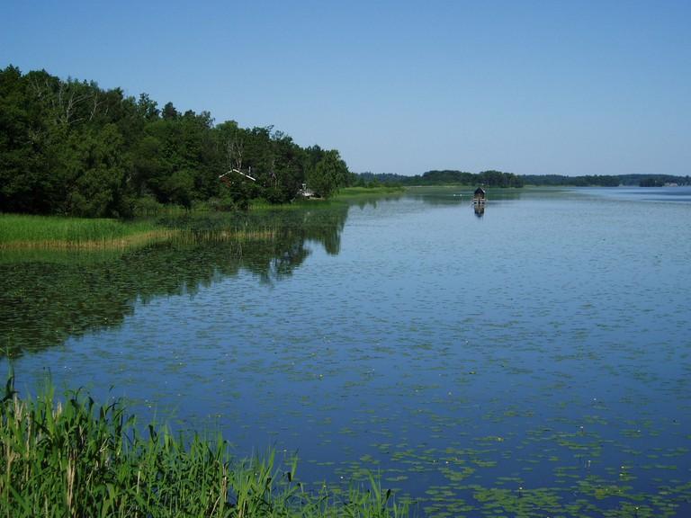 Lake Mälaren in summer / Udo Schröter / Flickr