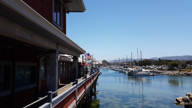 Fisherman's Wharf in Monterey