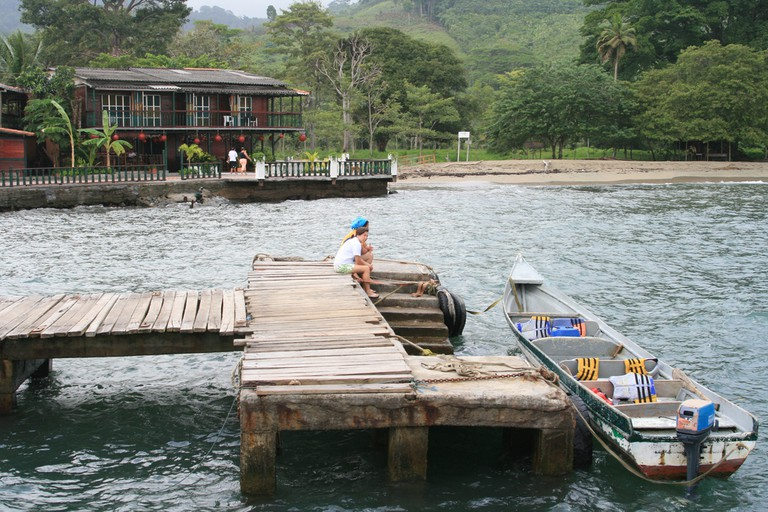 Capurgana is a wonderful place to organize a diving trip