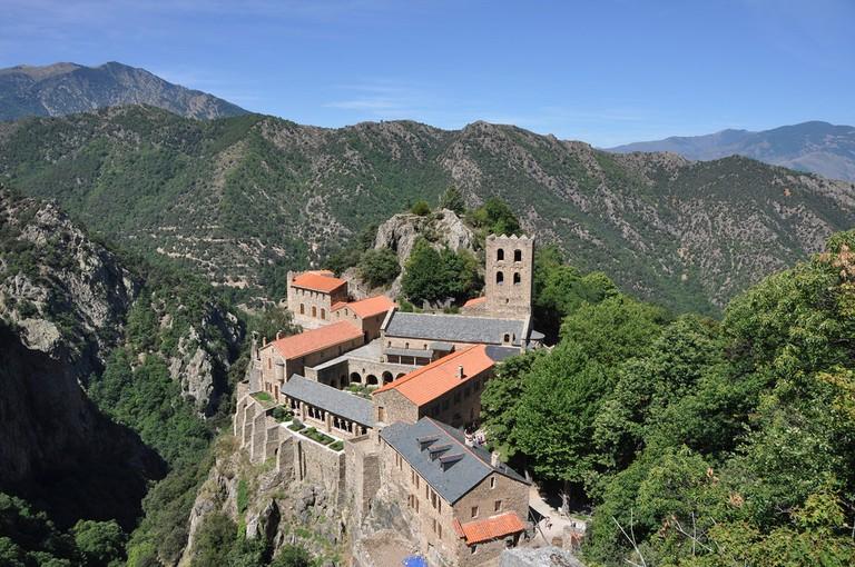 Abbey of Saint Martin du Canigou