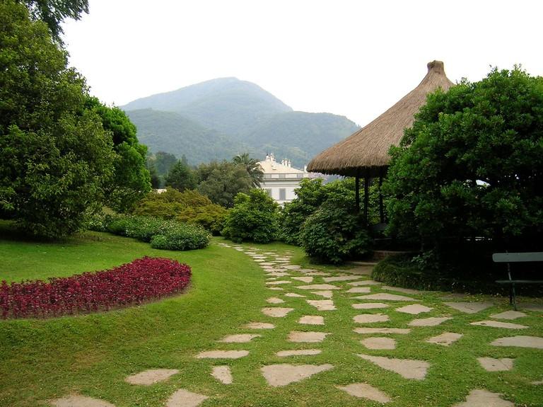Enjoy a relaxing walk through Villa Melzi Gardens | © Gerry Labrijn/Flickr