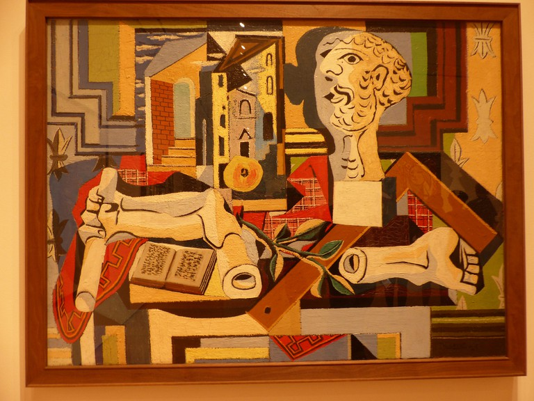 painting by Pablo Picasso | ©Citizen59 / Flickr