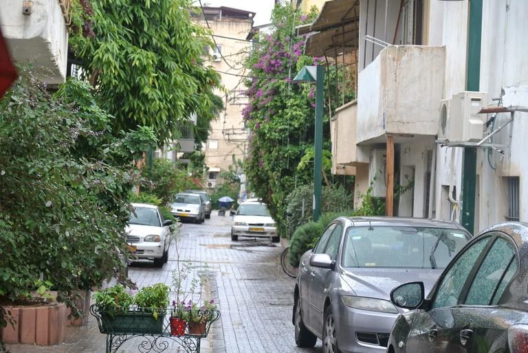 A peek down the alley in the Yemenite Quarter |  © Christina Garofalo / Flickr