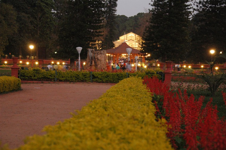 Lalbagh Botanical Garden