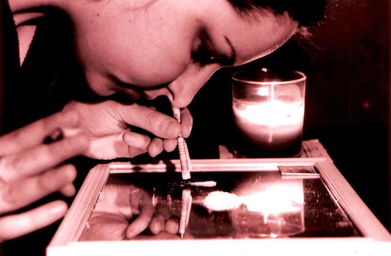 US cocaine consumers