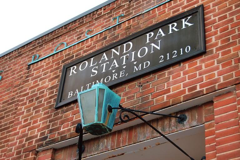 Roland Park, Baltimore