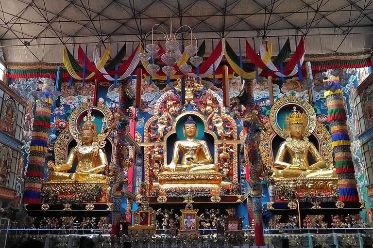 Golden Temple, Bylakuppe