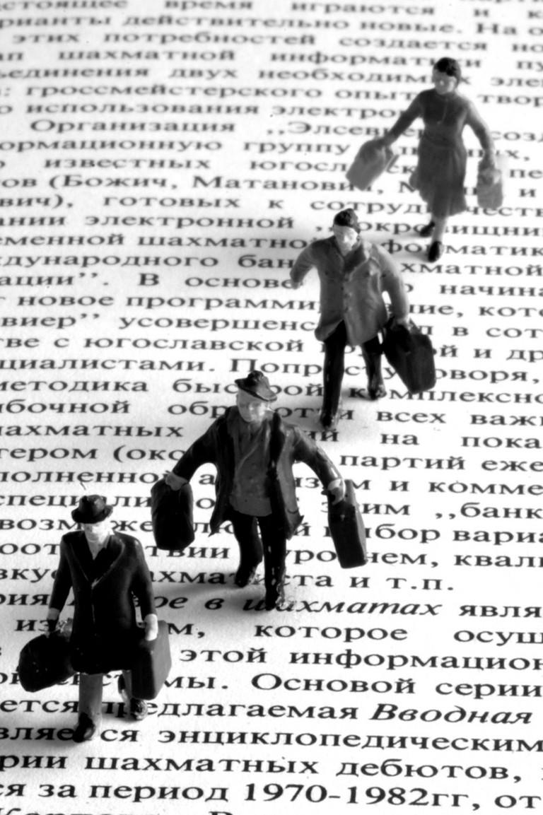 Lost in Translation | © orvalrochefort/Flickr