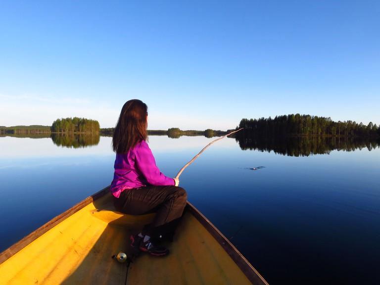 Fishing in Lakeland / Visit Lakeland / Flickr