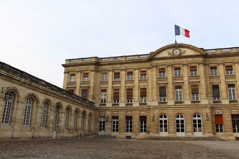 Bordeaux – Palais Rohan