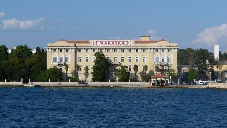 Maraska building | © tomislav medak/Flickr