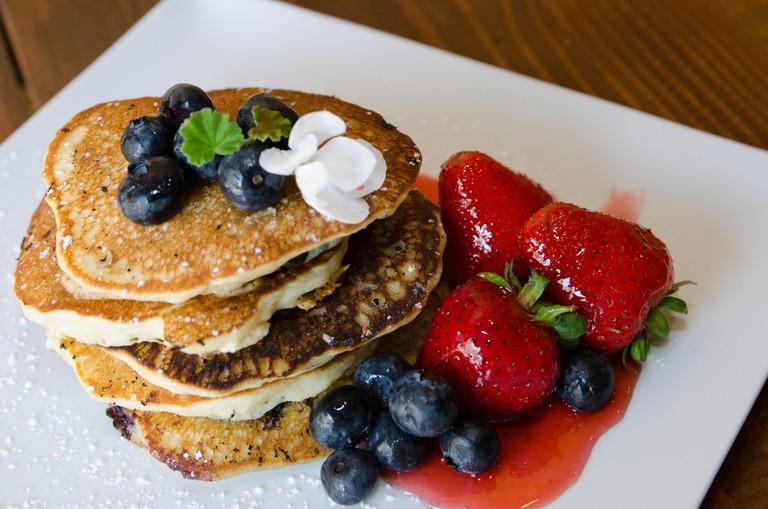 Pancakes | © Kurman Communications/Flickr