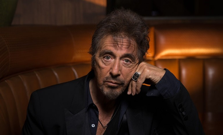 Al Pacino | Ludmila Joaquina Valentina Buyo / Flickr