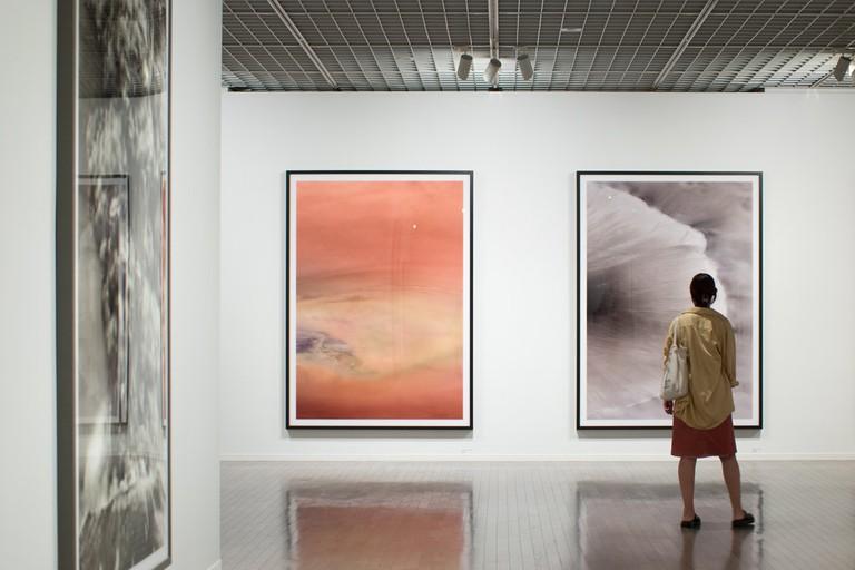 Thomas Ruff exhibition at MOMAT