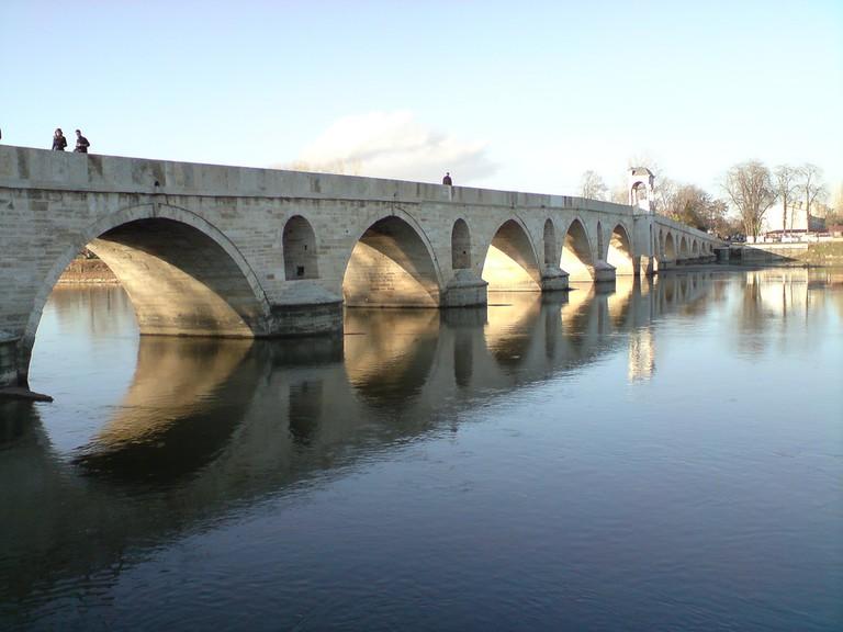 Meriç Bridge, Edirne
