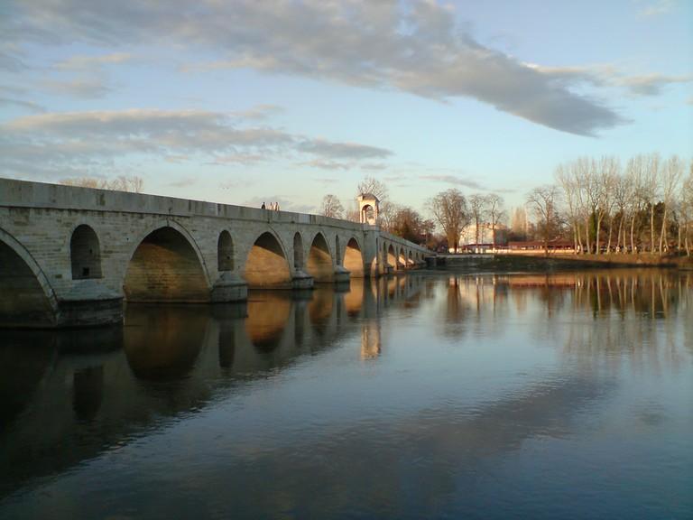 Historic Bridge Edirne