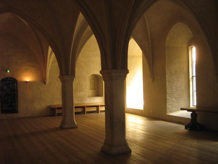 Interior of Turku Castle / Bjørn Giesenbauer / Flickr