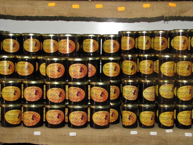 Greek honey