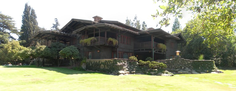 Gamble House (Doc Brown's house)