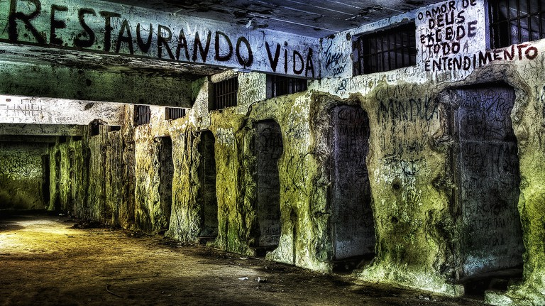The remains of Lazareto  © Marcelo César Augusto Romeo/Flickr