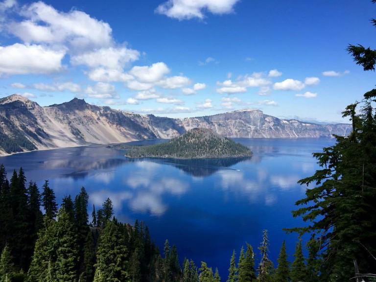 Crater Lake National Park I