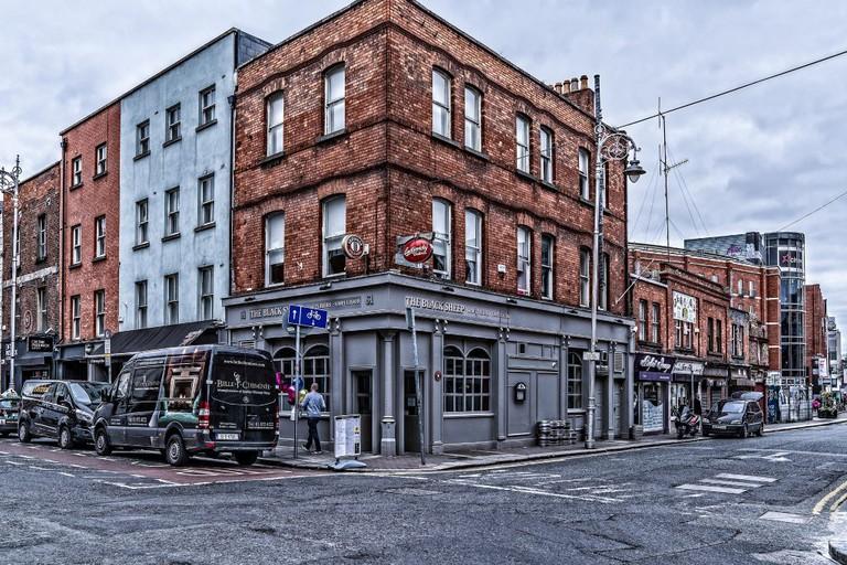 The Black Sheep on Capel Street, Dublin