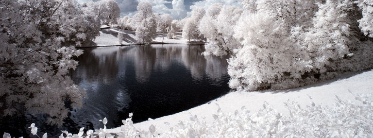 The beautiful park includes the Museum of Oslo, the sculptures, a river and the Vigeland Museum