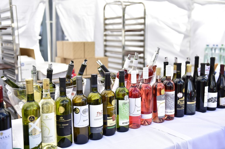 Slovakia produces a variety of different wines – try them all!