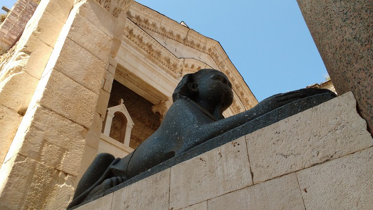 Sphinx, Split | © Jorge Brazil/Flickr