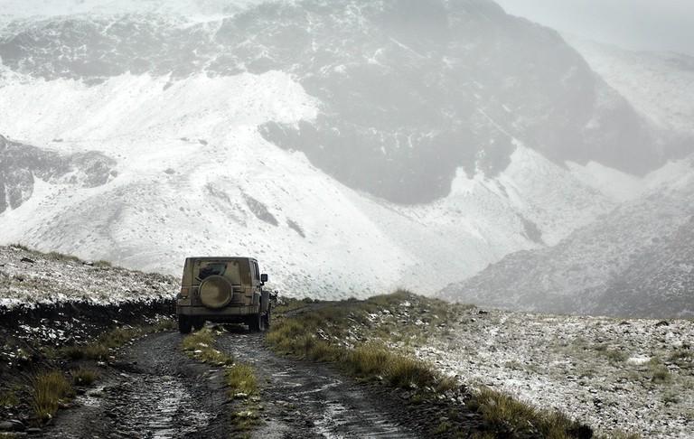 Travel in Bolivia