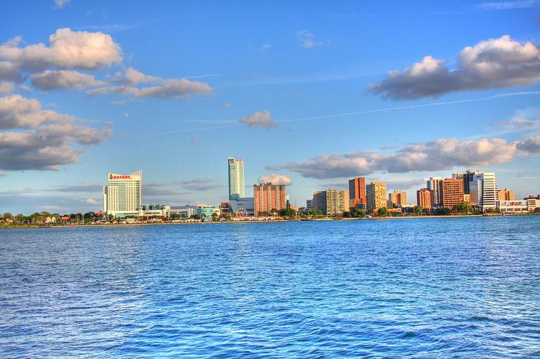 Windsor, as seen from Detroit | © Al R/Flickr