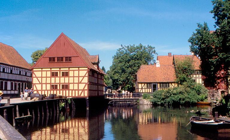 Aarhus old town / Roger W / Flickr