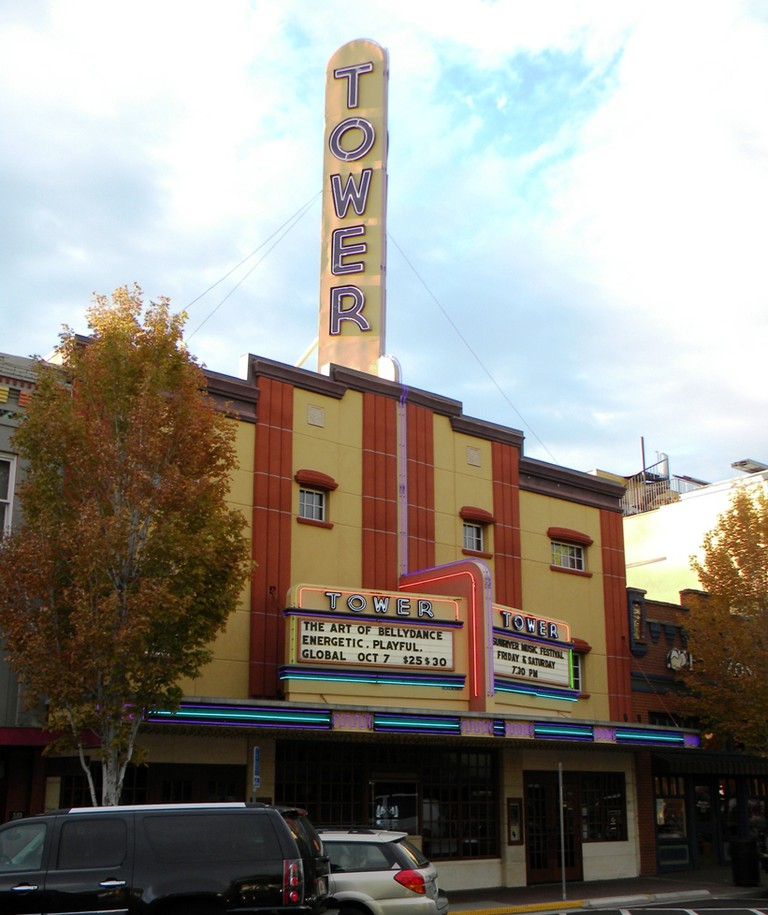 The Tower in Bend, Oregon I