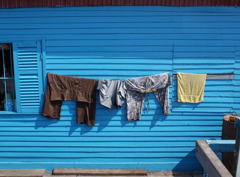 Cambodia – laundry | © Sylvain Raybaud/Flickr