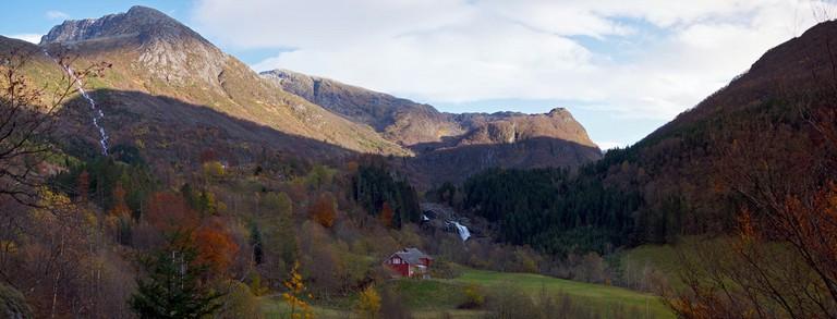 Rosendal valley
