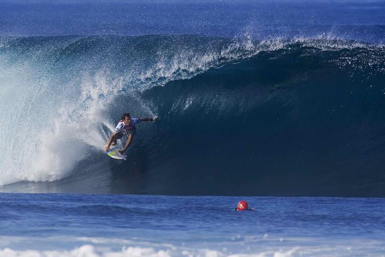 Pipeline Surf contest