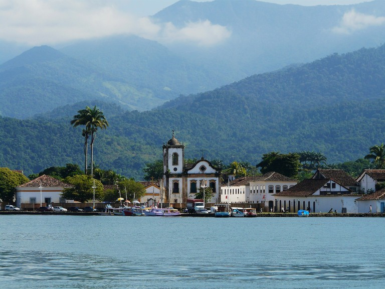 Picturesque Paraty I