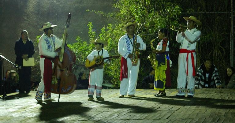 Musica Purhépecha