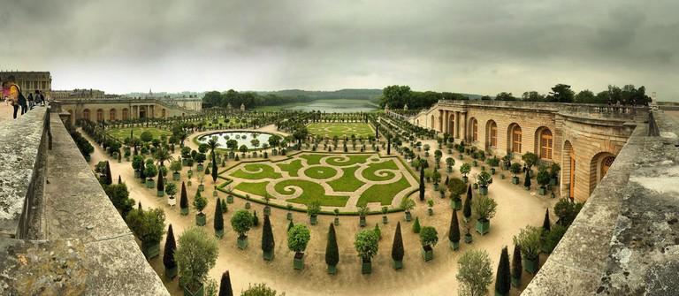 The Orangerie at Versaille