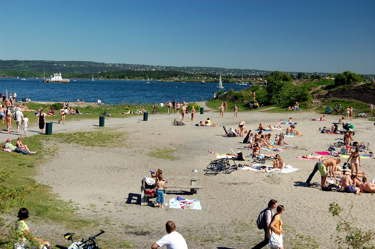 Bygdøy is famous for its museums but also has some of Oslo's nicest beaches