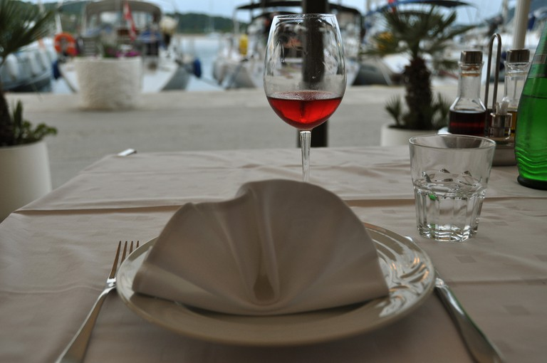 Wine in Croatia | © cyclonebill/Flickr