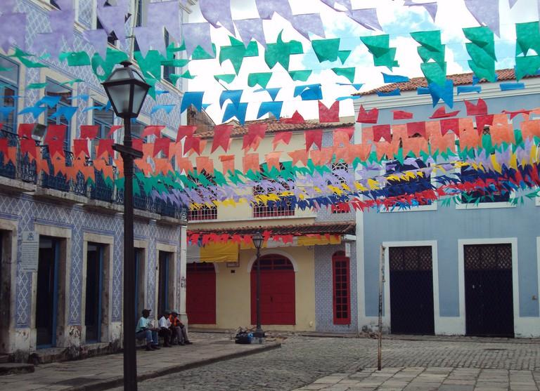 A street in São Luís I