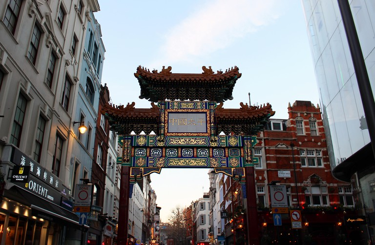 The New Gate, Chinatown London