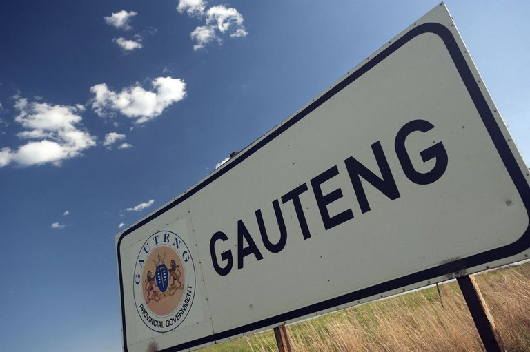 Gauteng used to be known as part of the old Transvaal Province