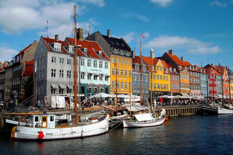 Copenhagen harbourside / John Anes / Flickr