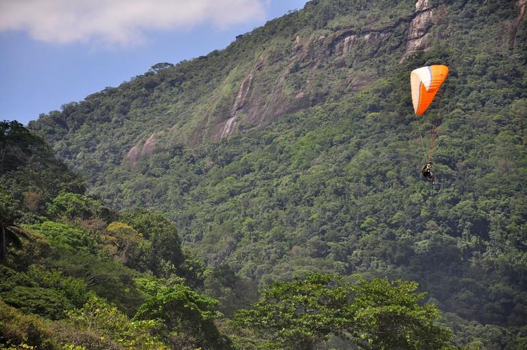 Hang gliding  ©Alexandre Macieira Riotur/Flickr