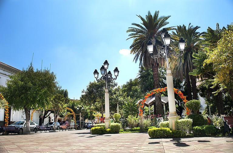 Main Plaza, Tarija